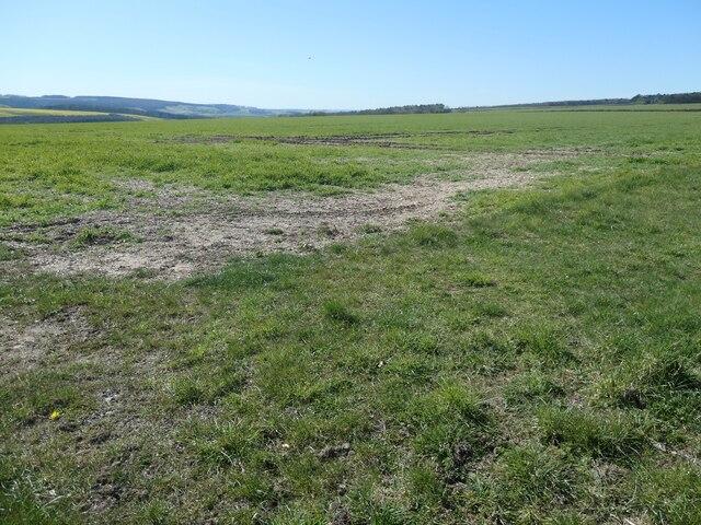 North Wold farmland