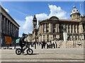 SP0686 : Victoria Square in Birmingham by Mat Fascione