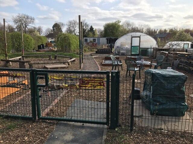 The Long Eaton Community Garden