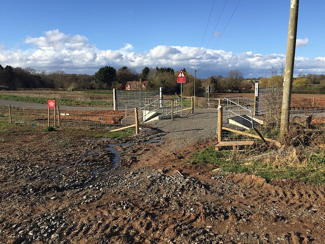 HS2 enabling works, Crackley-Burton Green, March 2021 (10)