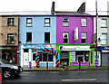 H4572 : Arno's Ice Cream Parlour, Market Street, Omagh by Kenneth  Allen