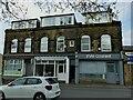 SE1737 : Shops on Bradford Road, Idle by Stephen Craven
