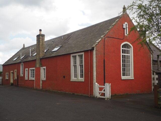 Former Village School in Gordon Berwickshire