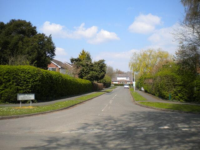 Manor Avenue, Goostrey