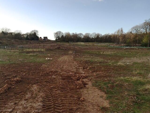 HS2 enabling works, Crackley-Burton Green, March 2021 (17)