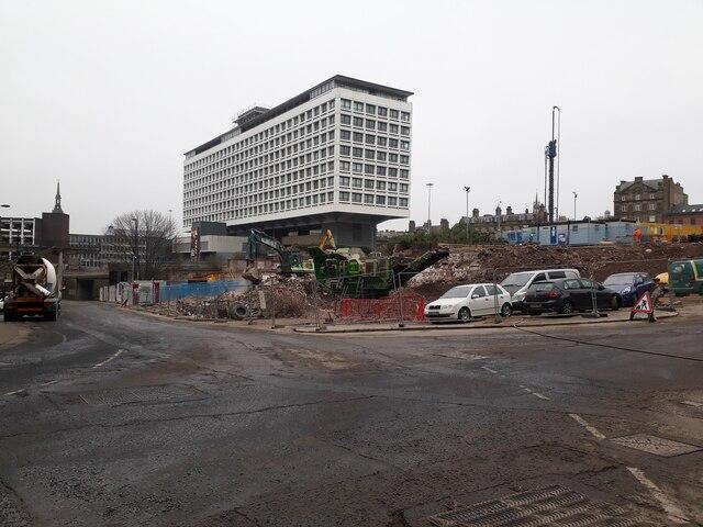 Carliol Square, Newcastle upon Tyne