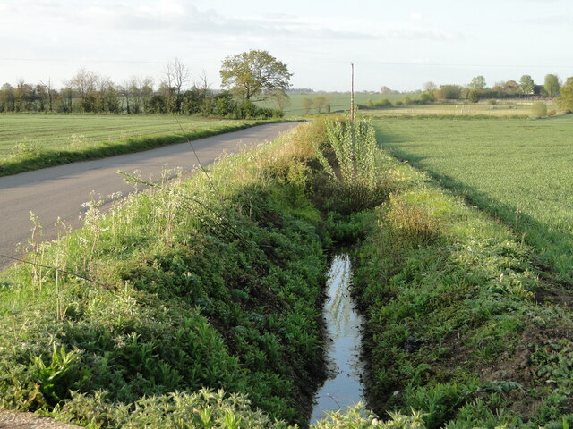 The source of the River Deben