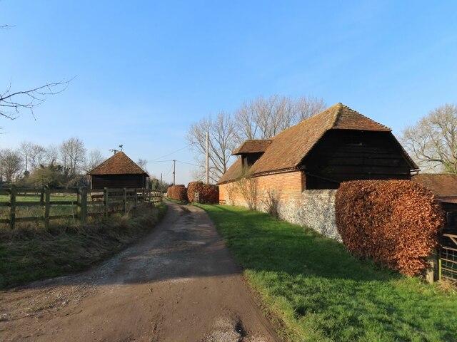 Barns at Lollingdon