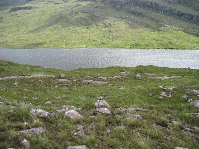 Across Loch Damh