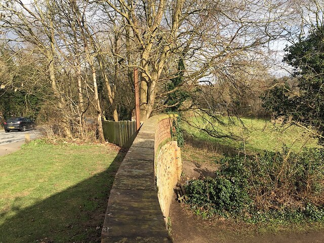 County Council land north of the canal, Warwick