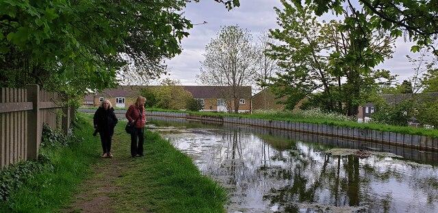 New River Footpath, Bush Hill