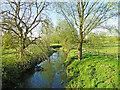 TM2360 : River Deben downstream at Brandeston Bridge by Adrian S Pye