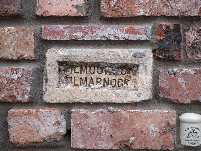 Gilmour brick, Bangor