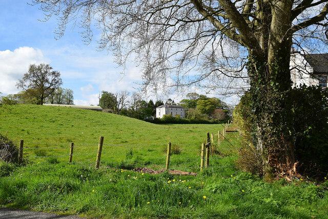 Farmland, Tattyreagh Glebe