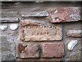 J5081 : McGladery brick, Bangor by Rossographer