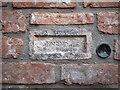 J5081 : Annandale brick, Bangor by Rossographer