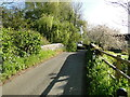 TM2659 : Kettleburgh Bridge over the River Deben by Adrian S Pye