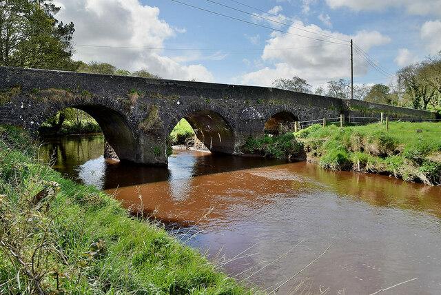 Blackfort Bridge, Tattyreagh Glebe / Blackfort