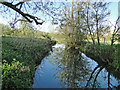 TM2758 : River Deben looking upstream by Adrian S Pye