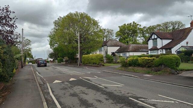 Wokingham - Oxford Road
