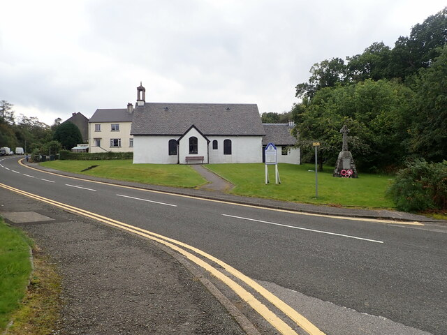 Torosay and Kinlochspelve Church, Craignure