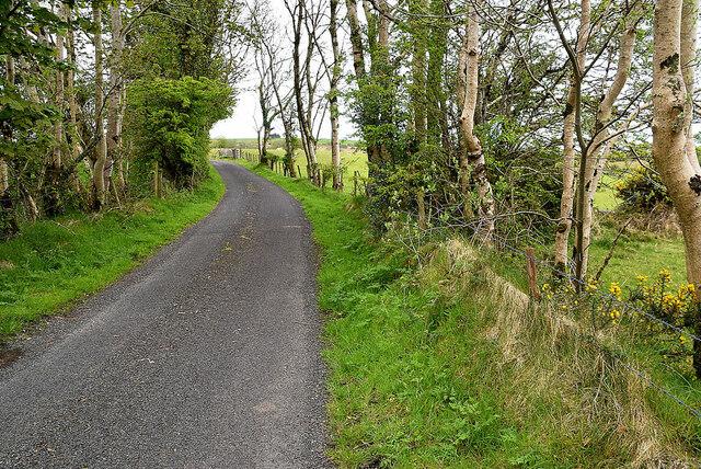Ballykeel Road, Ballykeel