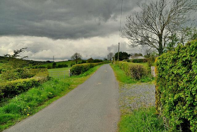 Corbally Road, Drumlagher