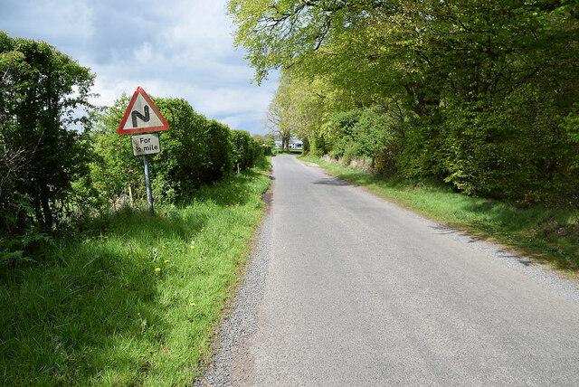 Lisdergan Road, Lisdergan / Ecclesville Demesne