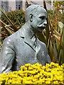SO7745 : Statue of Sir Edward Elgar by Philip Halling
