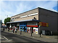 SS7597 : Booze Express, Windsor Road, Neath by Jaggery