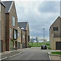 TL4554 : Trumpington: Pinnington Close, Clay Farm by John Sutton