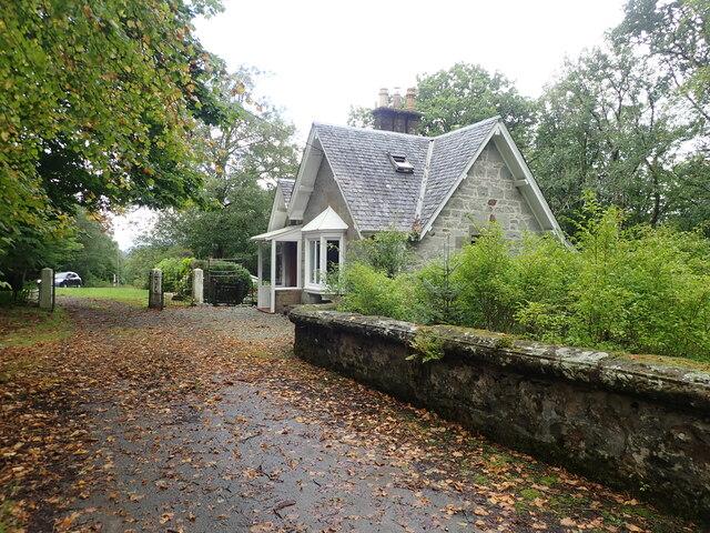 Lodge to Torosay Castle