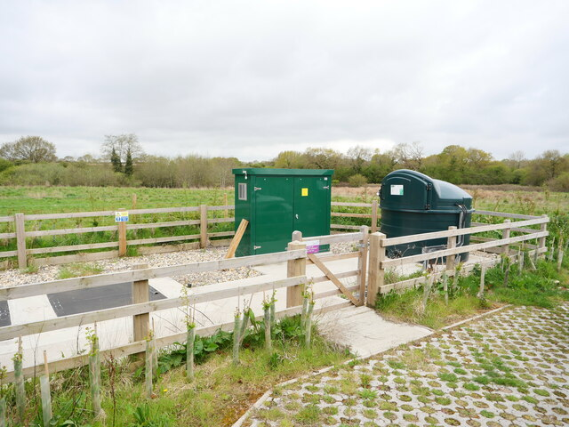 Anglian Water Infrastructure