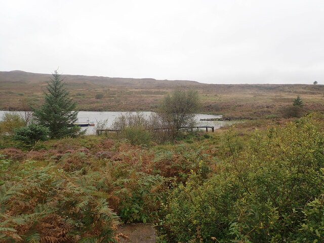 Northern end of Loch Frisa