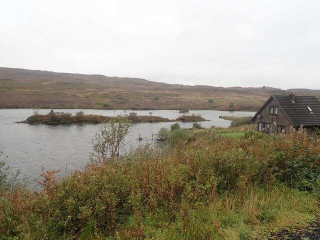 Loch Frisa Fish Farm