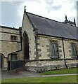 NZ4249 : Seaham, St John's parish church by Mel Towler