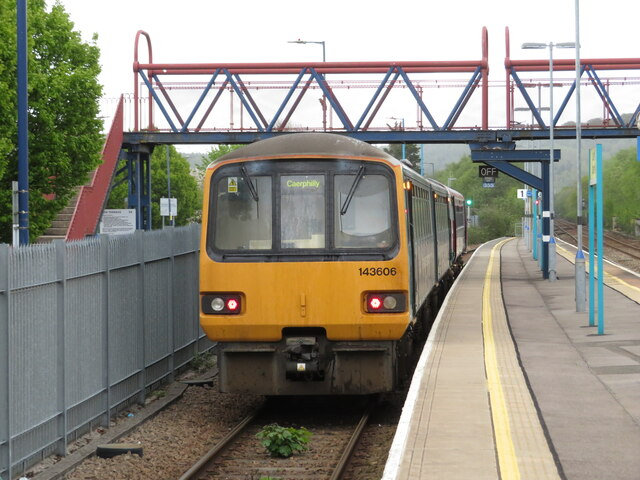 Pacer in Caerphilly
