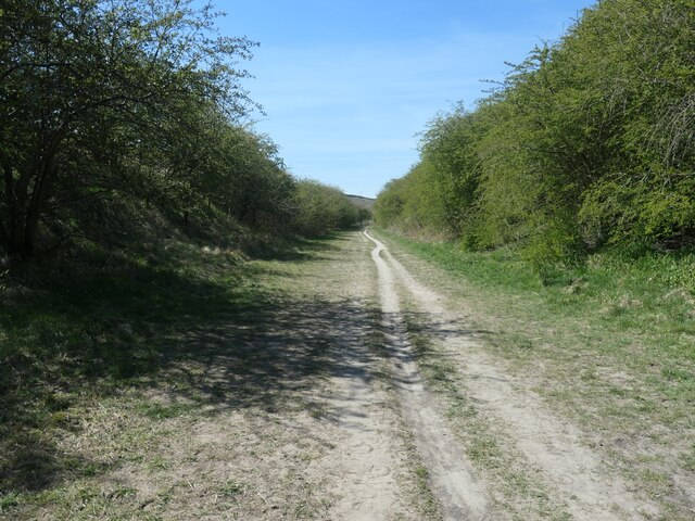 Former railway route, Beverley to Market Weighton