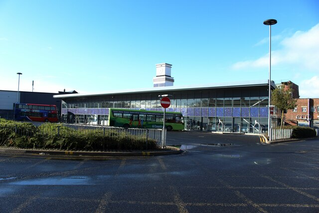 Stanley Bus Station