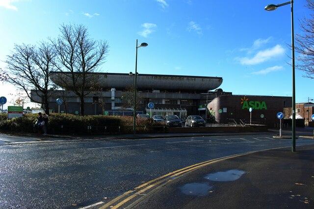 ASDA supermarket, Stanley
