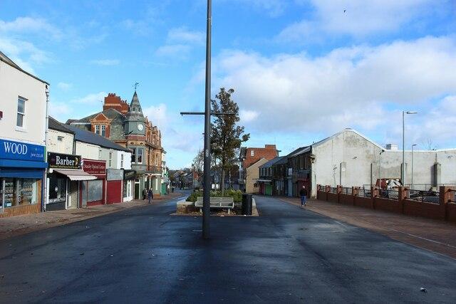 Front Street, Stanley