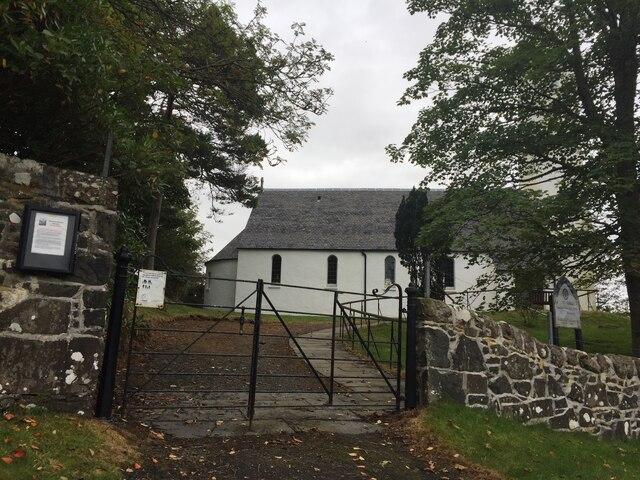 Kilmore Church, Dervaig