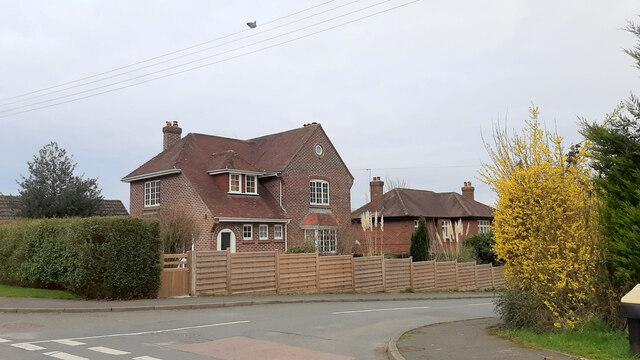 1950's house, Merrivale Road, 2
