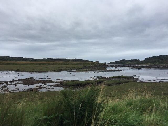 Head of Loch a' Chumhainn, Dervaig