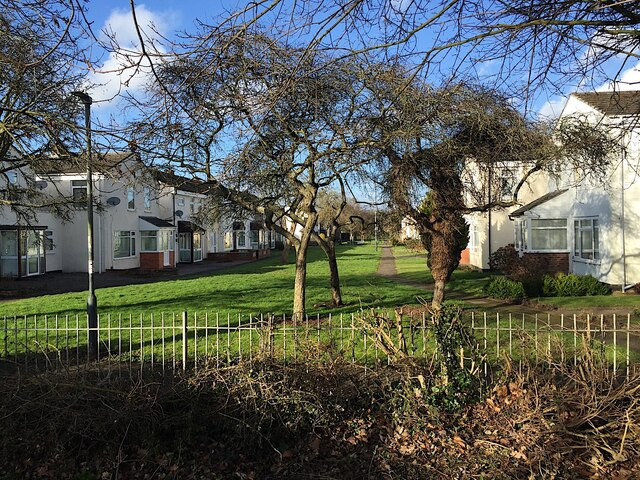 Freshwater Grove, Sydenham Estate, Leamington