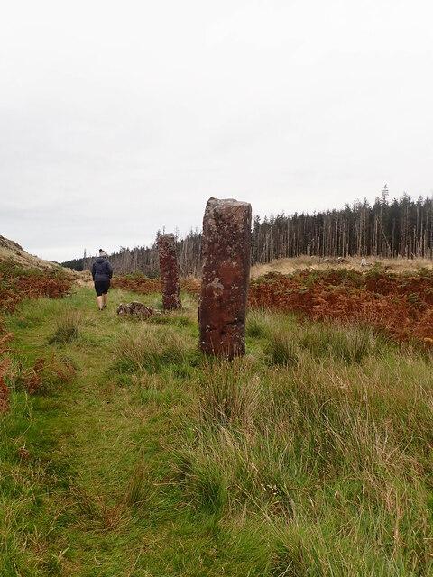 Kilmore Standing Stones