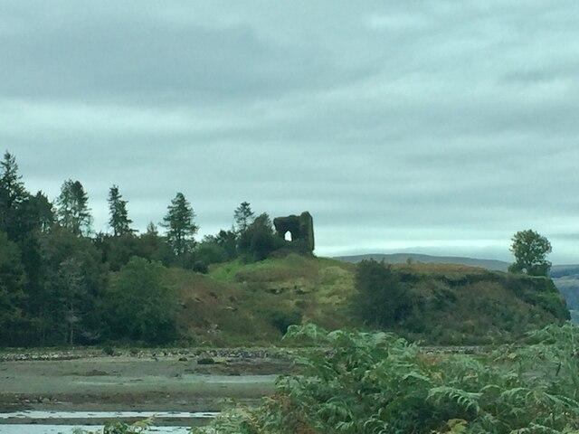 Ruins of Aros Castle