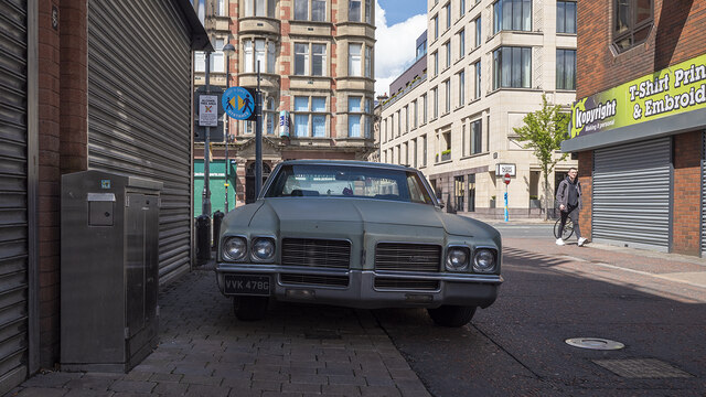 Oldsmobile, Belfast