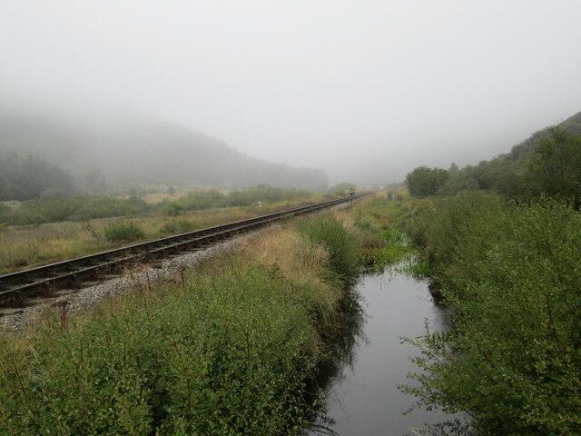 Railway in Newtondale