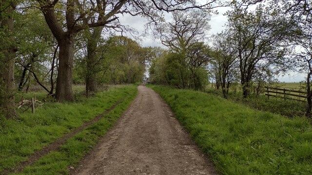 Wood Lane Bridleway